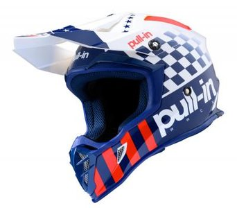 Pull In patriot helm