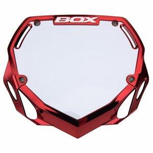 BMX nummerbord BOX