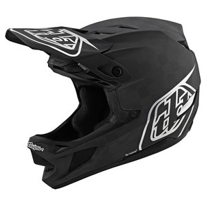 TLD D4 stealth black silver carbon