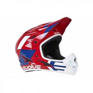 Full face bmx helm