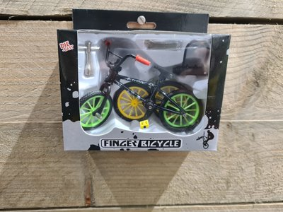Finger bike black