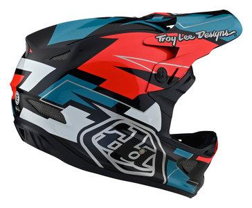 TLD D3 Vertigo blue red