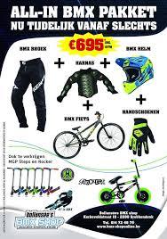 BMX startpakket