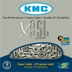 KMC X9SL super light