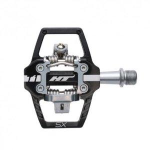 HT T1 SX Bmx pedal Black/Chrome