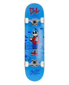 Skateboard Enuff Skully Blue
