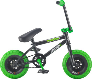 Mini Rocker minimain green