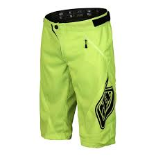 TLD Sprint short Yellow